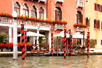 Dock on the Grand Canal