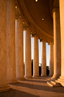 Colonnade of the Jefferson Memorial
